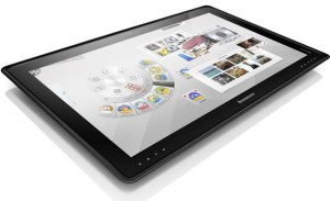 Lenovo 27-inch tablet