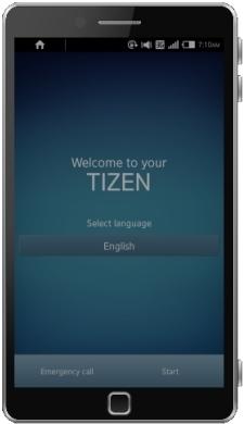 New Linux-platform Tizen 2.0