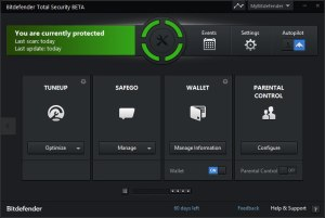 Bitdefender Total Security 2014 Beta