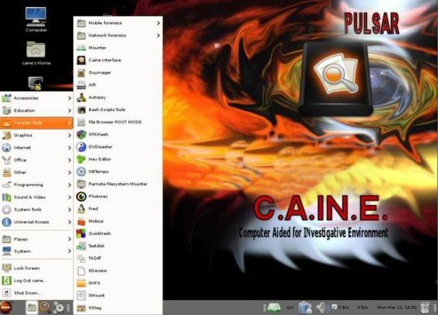 CAINE 4.0