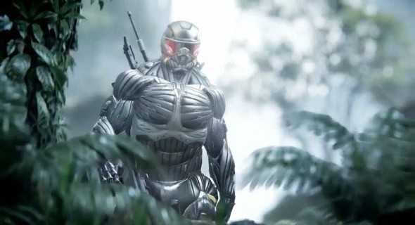 Crysis 3 Screen