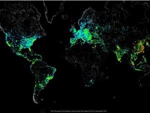 Internet Census 2012