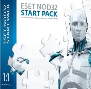 NOD32 START PACK