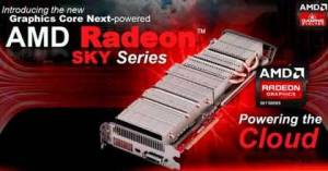 Radeon Sky graphics chips