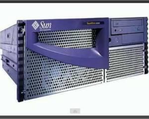 Solaris server