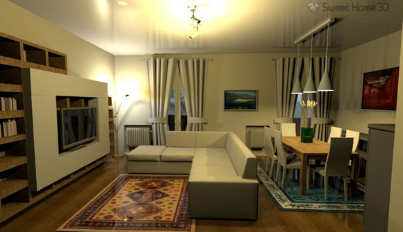 ETeks Company Introduced Another Major Update Of Its Flagship Product U2013 A  Package For Sweet Home 3D Interior Design And Modeling, And Visualization  ...