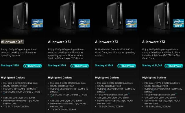 AlienWare and Linux Drivers