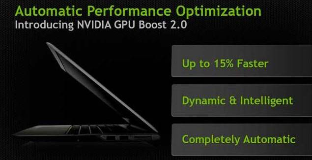 NVIDIA announces GeForce 700M series cards for laptops | IT