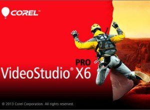 Corel VideoStudio Pro X6