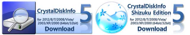 CrystalDiskInfo 5.5.0