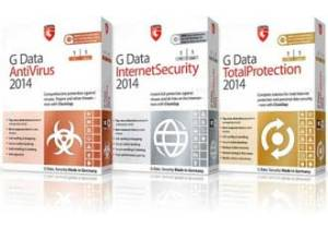 G Data 2014 anti-virus solutions