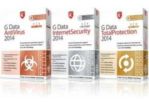 G Data 2014 anti-virus solutions