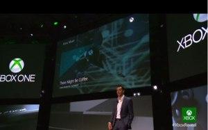 Microsoft Xbox One presentation