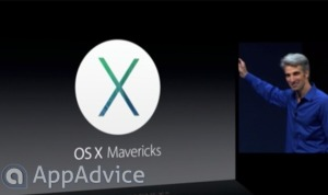 Apple Mac OS X Mavericks