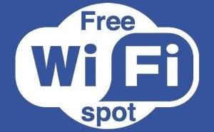 Free Wi Fi hotspot