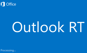 Outlook RT