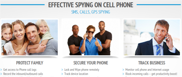 TopSpy provides spy cell phone services