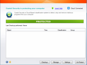 Crystal Security