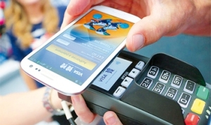 Visa mobole payment system