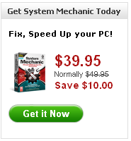 Get System Mechanic Today