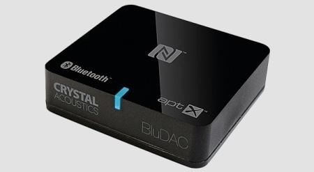 Crystal Acoustics Blu DAC