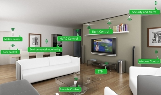 Technology in the home is getting more popular, and is being integrated  more into the