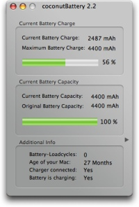 Powerbook Battery