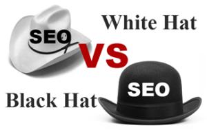 White Hat SEO vs. Black Hat SEO