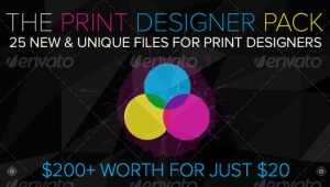 Unique Assets for Print Designers