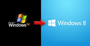 WinXP vs Win8