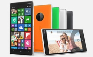 Three new Lumia smartphones