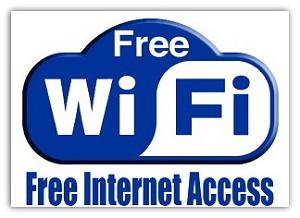 free public wifi