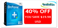 Dr.Fone for Android Coupon Code
