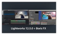 Lightworks 12.5