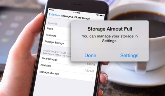 How to Clean Up Your Cell Storage