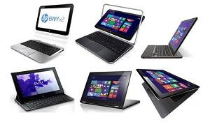 Hybrids laptops