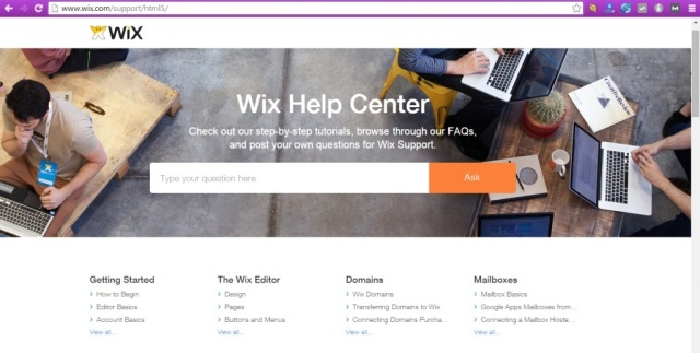 Wix.com and Its Products