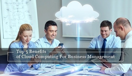 Cloud Computing For Business Management