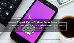 Export Yahoo Mail Address Book