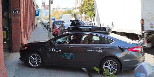 Uber transportation service