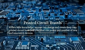 A Printed Circuit Board (PCB)