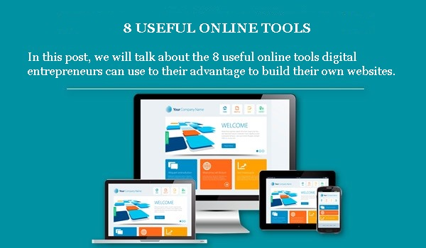 8 Useful Online Tools