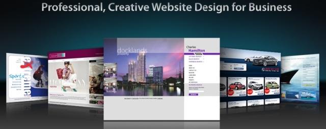 Web Developer for Business